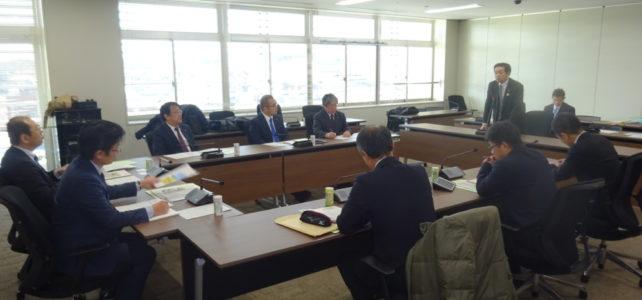 議会広報誌編集委員会視察調査(H30.1.26)