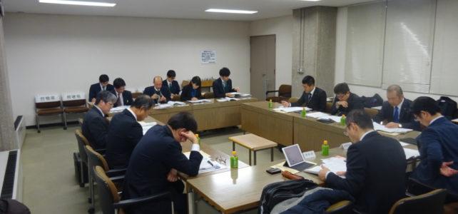 議会広報誌編集委員会視察調査(H30.1.25)