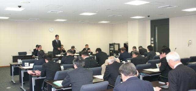 議会改革・調査特別委員会協議会(H30.3.7)