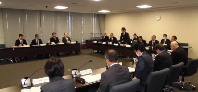 行財政改革特別委員会・総務委員会連合審査会(H30.3.20)