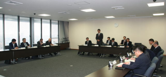 議会改革・調査特別委員会(H30.4.24)