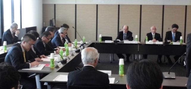 島根県市議会議長会定期総会(H30.4.5)