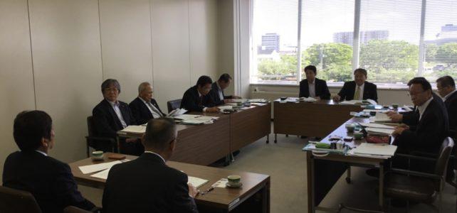 議会運営委員会視察調査(H30.5.14~)