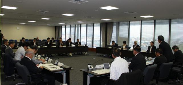 原子力発電・エネルギー政策調査特別委員会、総務委員会合同協議会(H30.6.19)