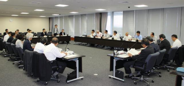 森林・林産業対策協議会(H30.6.27)