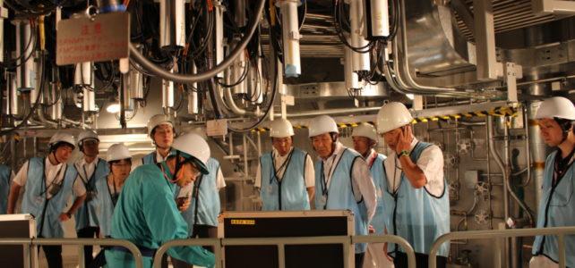 島根原子力発電所視察(H30.6.7)