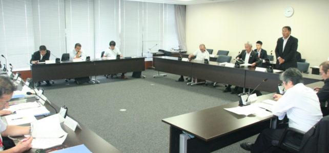 環境経済委員会(H30.9.11)