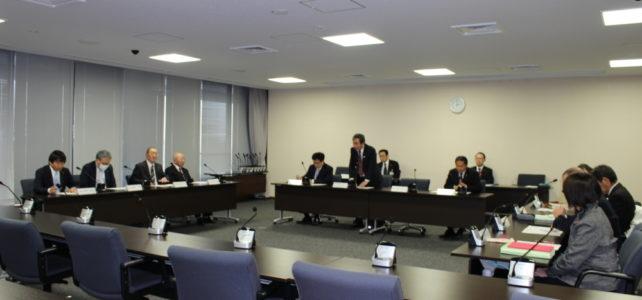 議会改革・調査特別委員会(H31.3.15)