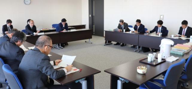 議会広報誌編集委員会(H31.4.18)