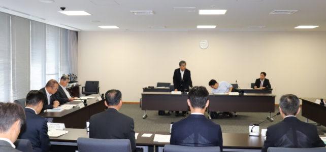 エネルギー政策特別委員会(R元.8.8)