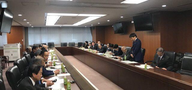 中国横断新幹線(伯備新幹線)に係る勉強会(R元.11.11)