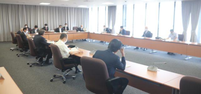 令和2年度 第5回出雲市議会災害対策会議(R2.7.30)