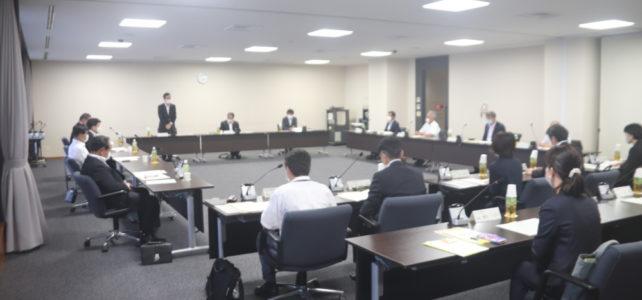 令和2年度 中海・宍道湖圏域市議会議長会(R2.7.22)