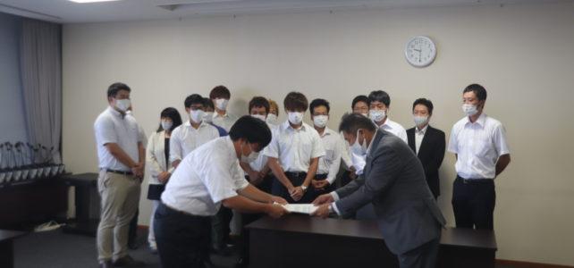 陳情受理 各常任委員会へ付託(R2.9.7)